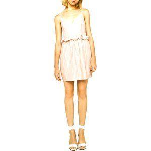 BCBGENERATION Strappy Peplum Mini Dress - NWT